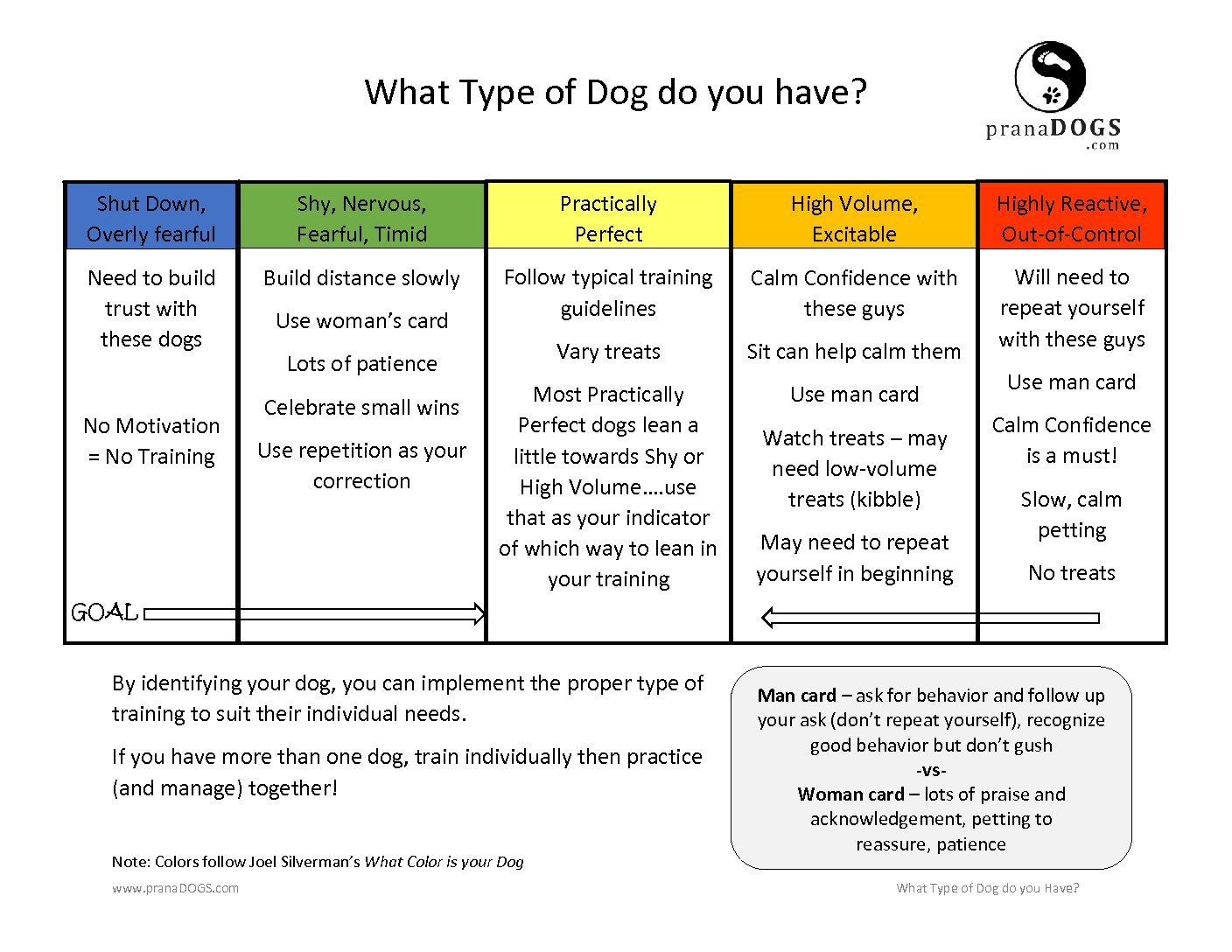 What type of dog do you have?